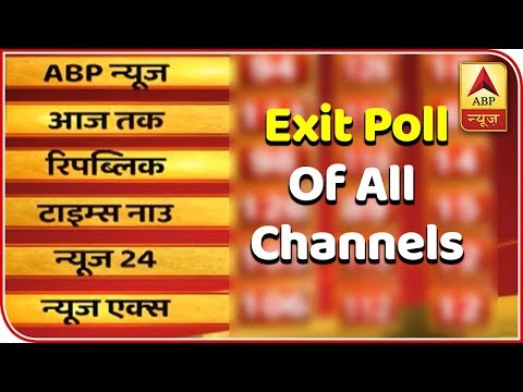 Rajasthan, MP, Chhattisgarh: Exit Poll Of All Channels | ABP News