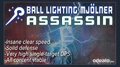 [3.9]Ball Lightning/Arc Mjölner CoC Assassin Path of Exile Build Guide