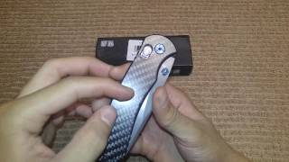 Ganzo G7533C-F almost Benchmade SMOOTH!!