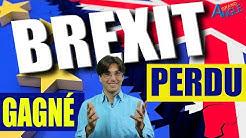 BREXIT : Pourquoi la livre sterling et la Bourse REMONTENT ! Le chômage baisse ? Anglais gagnants ?