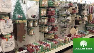 DOLLAR TREE CHRISTMAS CRAFTS CHRISTMAS DECORATIONS DECOR SHOP WITH ME SHOPPING STORE WALK THROUGH
