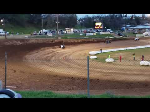 Placerville Speedway - Hunt Magneto's Wingless Tour 04/06/2019
