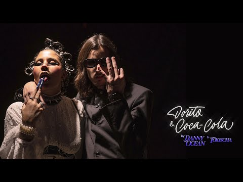 Смотреть клип Danny Ocean X Tokischa - Dorito & Coca-Cola