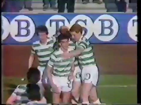 Dundee 1-3 Celtic February 1982
