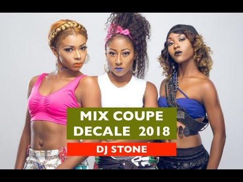 NEW COUPÉ DÉCALÉ 2018MIX VOL 2