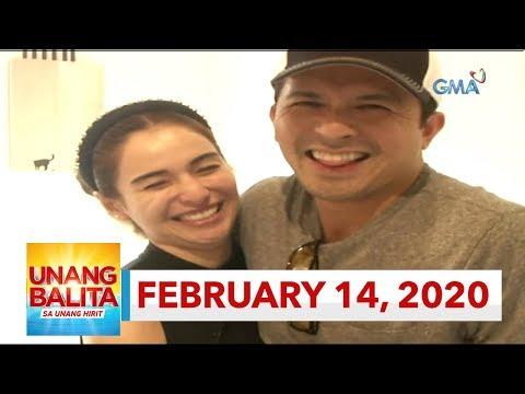 Unang Balita Sa Unang Hirit: February 14, 2020 [HD]