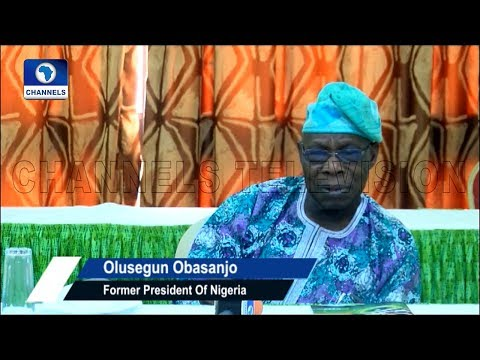 Obasanjo Insists Buhari's Govt Has Failed