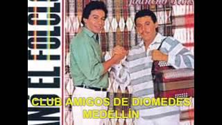 03  PÁGINAS DE ORO - DIOMEDES DÍAZ & JUANCHO ROIS (1988 GANÓ EL FOLCLOR)
