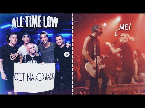 [VLOG] : Meet and Greet et Concert d'All Time Low + Moi sur scène! (Montpellier, 14.06.2015)