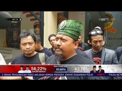 Kelompok Massa akan Bantu Amankan KPU Pada 22 Mei 2019 NET24
