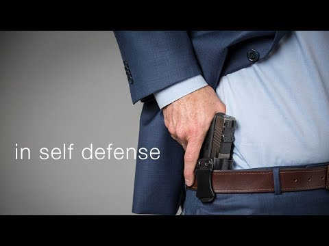 In Self Defense - CCW Safe