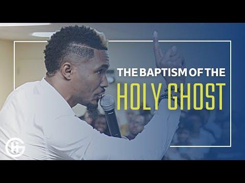 Holy Ghost Power    Dr. Matthew Stevenson