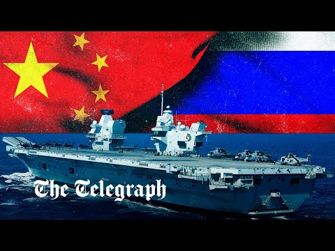 How the Royal Navy is pushing back China and Russia's ambitions at sea