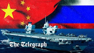 video: Watch: How the Royal Navy is countering China and Russia's ambitions at sea