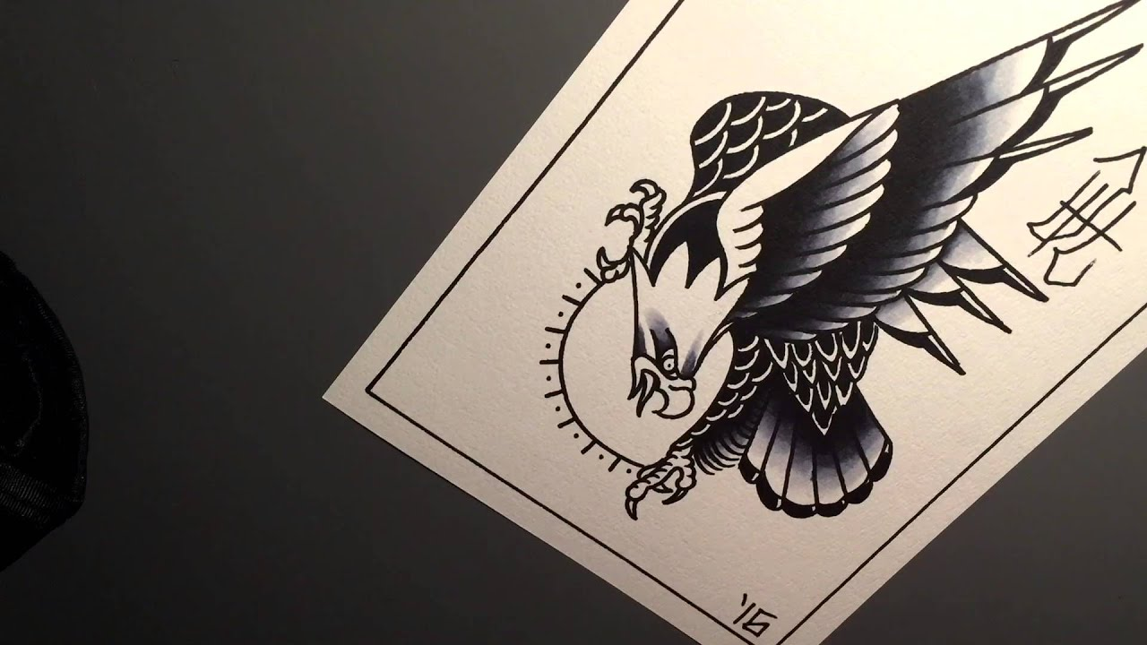American eagle tattoos high quality photos and flash - American Eagle Tattoos High Quality Photos And Flash 8