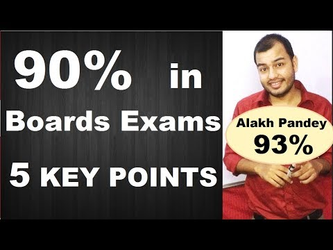 HOW TO GET 90% IN BOARDS   90% in 30 Days   Motivation   90% in One Month  