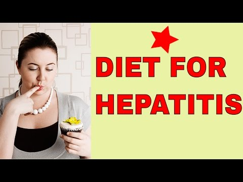 Best Diet for Hepatitis | Foods to Avoid when Living with Hepatitis