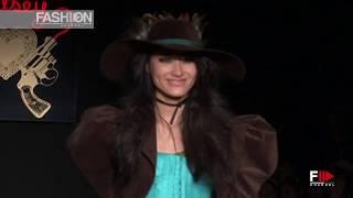BETSEY JOHNSON    London Autumn Winter 2010 11    Fashion Channel