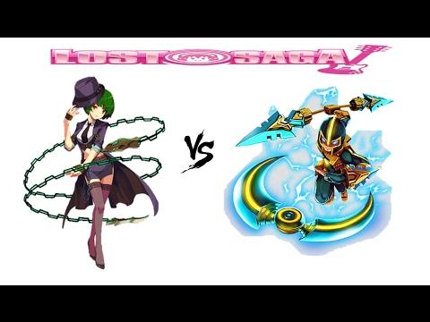 【TWLS】Hazama VS Time space