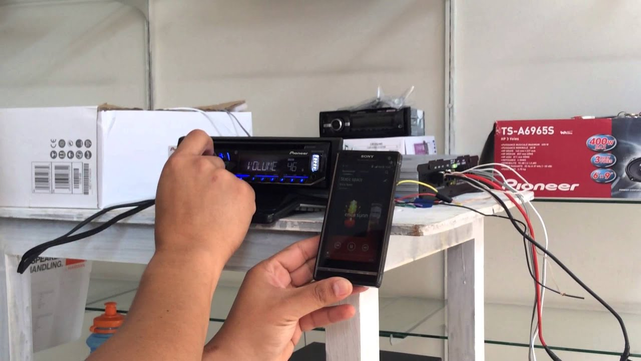 Test Deh X4650bt By Audioliner