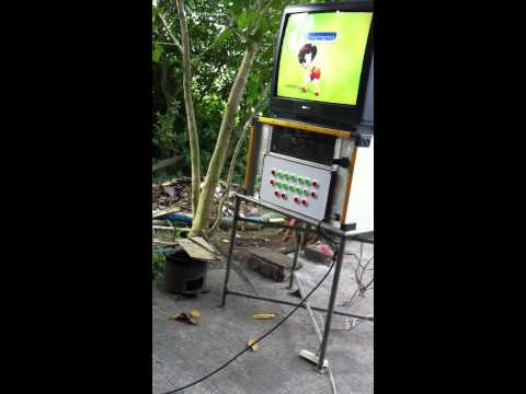 newly invented videoke remote control