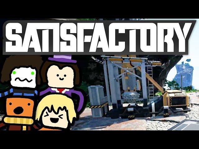 Neue Erz Produktion! | Satisfactory #7