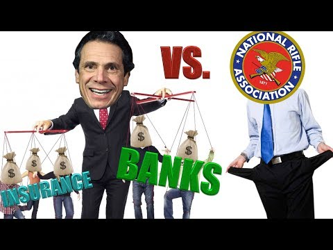 Is Cuomo Making the NRA Go BROKE?!  The Fight for Gun Rights!