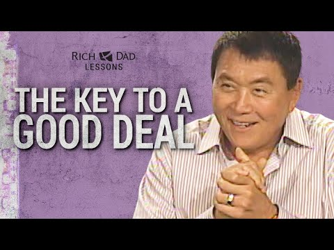how-to-find-a-good-business-partner---robert-kiyosaki