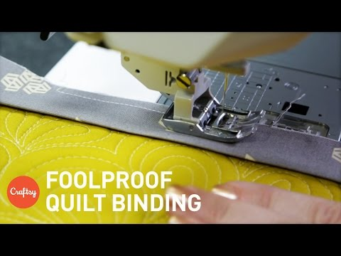 How To Bind A Quilt: Foolproof Tips For Great Results | Quilting Tutorial