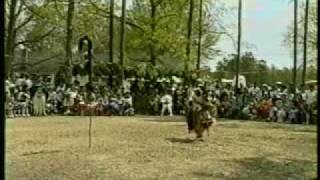 The Eastern Woodland American Indian Pow Wow