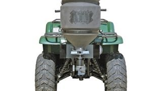 ATV All Terrain Vehicle Spreader - 15 Gal. Capacity