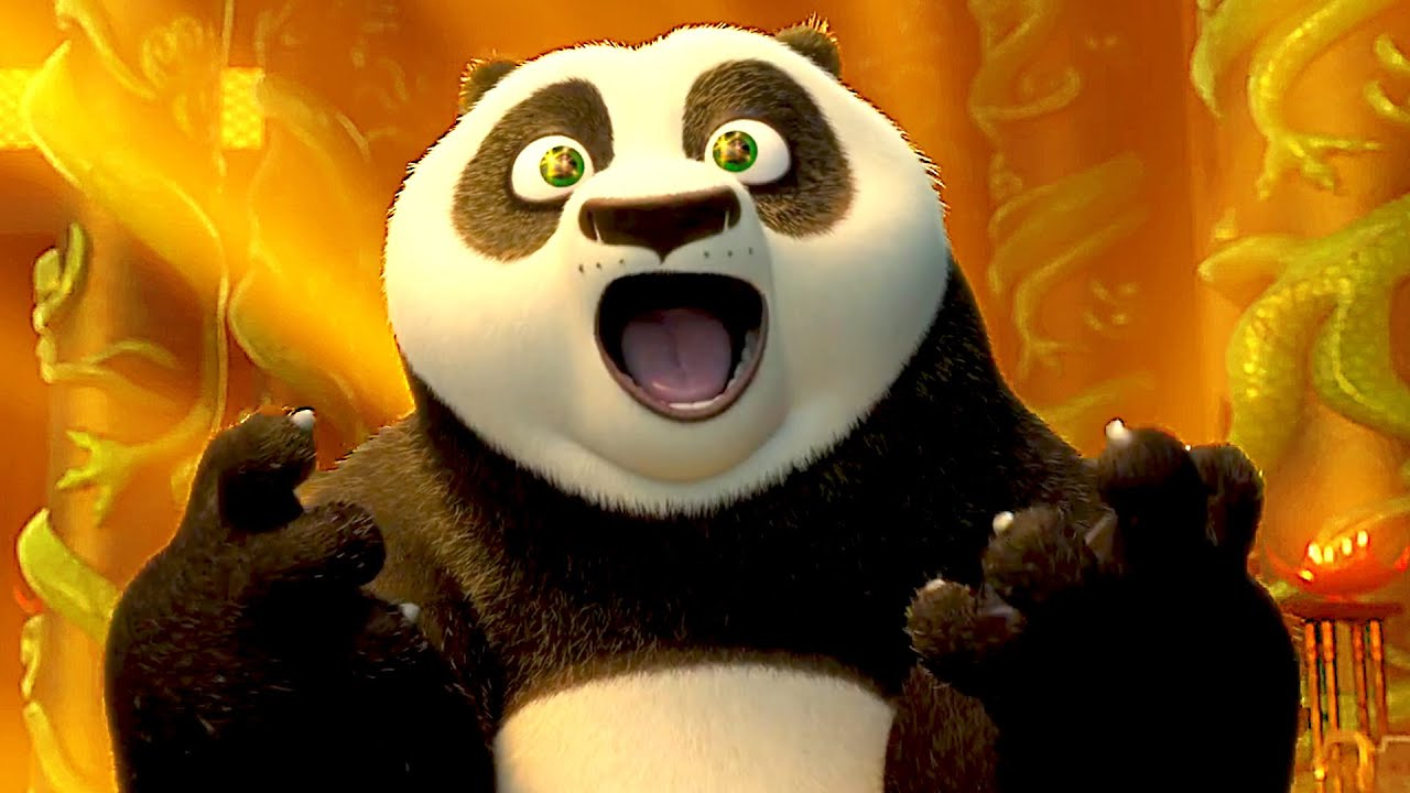 Kung Fu Panda Releasing For Its 4 Part