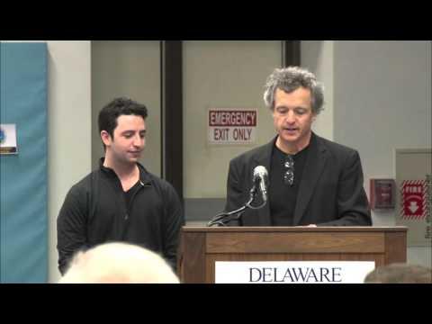 """Ryan Media Lab:  """"Drones For Delaware"""" Live Demo at Delaware Tech - Stanton Campus"""