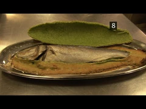 How To Cook Sea Bass In A Salt Crust