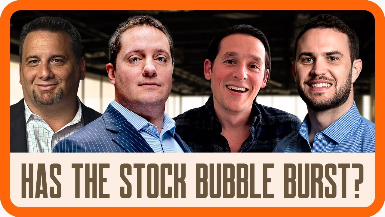 Has the Stock Bubble Burst? | The Short of it | Zer0es TV