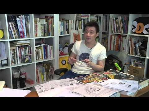 Hong Kong comic artist goes global with story of Blur