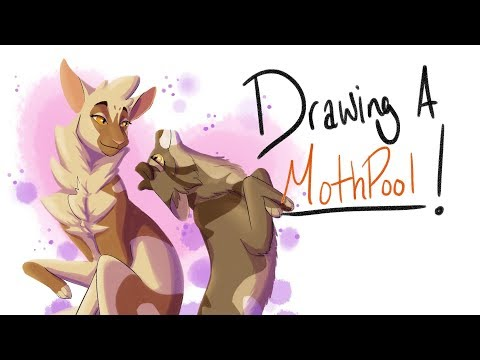'Drawing a ____!' Ep. 19: MothPool