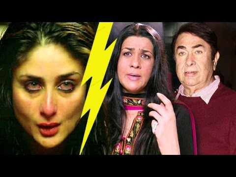 Thumbnail: Kareena's Father & Saif's Ex Wife AGGRESSIVE COMMENT On Her PREGNANCY | Bollywood Weekly News