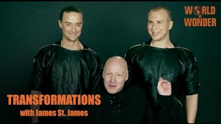Duo Raw & James St. James - Transformations
