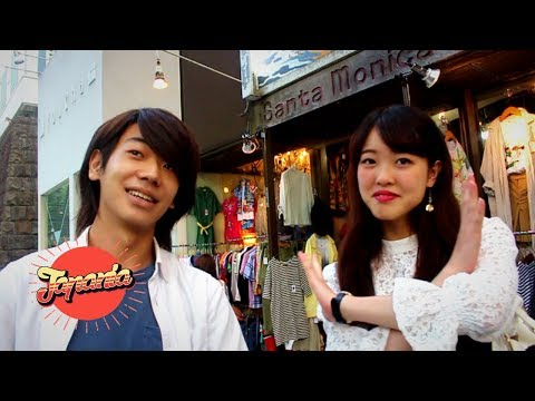 How Japanese People Pick up Girls in the Street