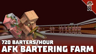 Bartering/Exp Farm Tutorial - 1.16+