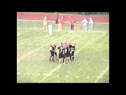 Anderson vs. Milford-1998 Football