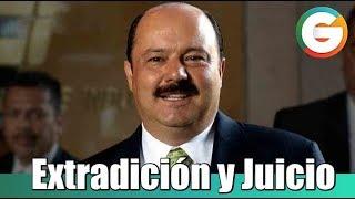 Detención y extradición de César Duarte #Chihuahua
