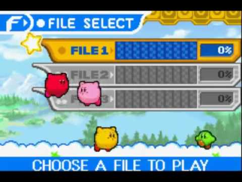 Streaming on iNSTAGIB.TV (Random GBA Time - Dodgeball and Kirby)