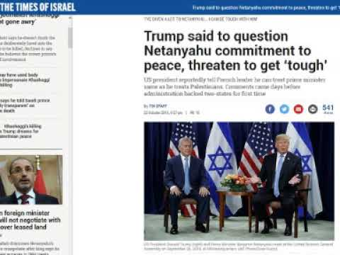 Trump Says His Middle East Peace Plan Will Be Revealed Very Soon! Here Is the Timeframe!
