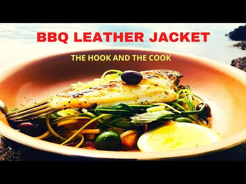HOW TO COOK LEATHER JACKET | FISHING & COOKING | Paul Breheny