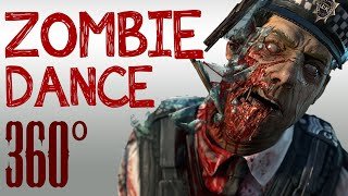 "Zombie ""Thriller"" Dance - 360° Virtual Reality"