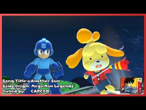 Fit In ULTIMATELY | Another Sun (Mega Man Legends) - Super Smash Bros. Ultimate thumbnail