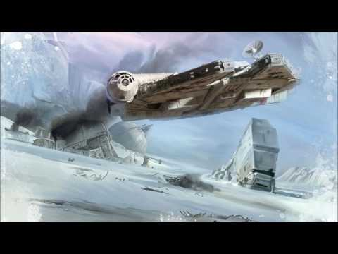 Star Wars all Millenium Falcon engine failure sound effects