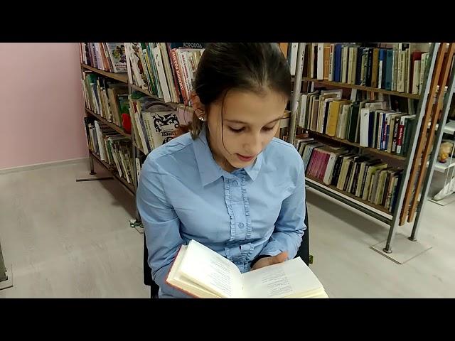 Изображение предпросмотра прочтения – АльбинаГурина читает произведение «Что такое хорошо и что такое плохо» В.В.Маяковского